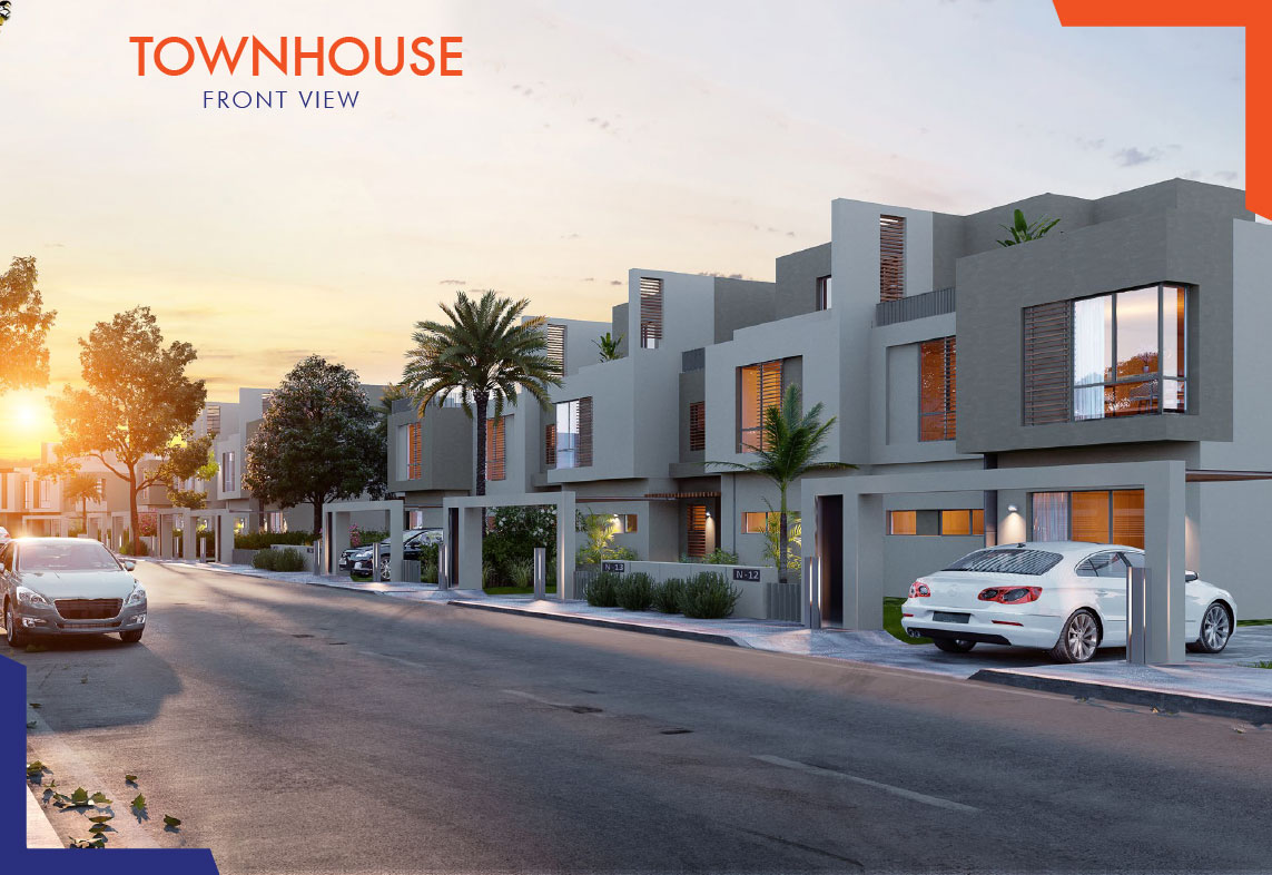 Sodic East- New Heliopolis, 3 Bedrooms Bedrooms, ,Townhouse,For Sale - Primary,1512
